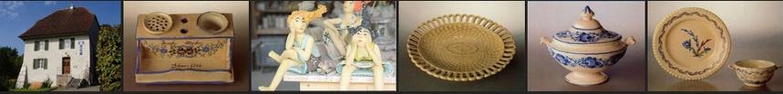 Keramikmuseum Jura besichtigen
